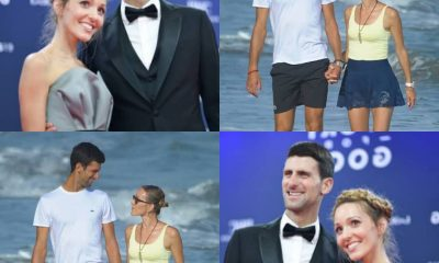 Novak #Djokovic, Wife Test Positive For #COVID-19