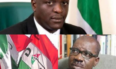 BREAKING: Ogbeide-Ihama, PDP, Others Agree To Settle Out Of Court - #Edo2020