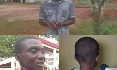 """""""Why I Raped My 3-Year-Old Daughter While My Wife Was In The Labor Room"""" - Father Reveals"""
