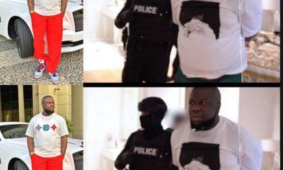 DUBAI POLICE: Why We Arrested #Hushpuppi, Seized $40.9M 'N16 Billion' Cash From Him, 13 Luxury Cars [VIDEOS]