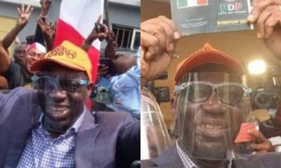 JUST IN: Governor Godwin #Obaseki Wins Edo State PDP Guber Candidate