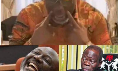 TRENDING VIDEO!!! Dino Melaye Taunts Suspended National Chairman of APC, Adams Oshiomole