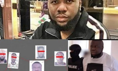 What Nigerians Said About Dubai Police Following The Video Of #Hushpuppi 's Arrest, Others