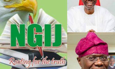 Investigators Guild, #NGIJ Felicitates Governor Sanwo-Olu At 55