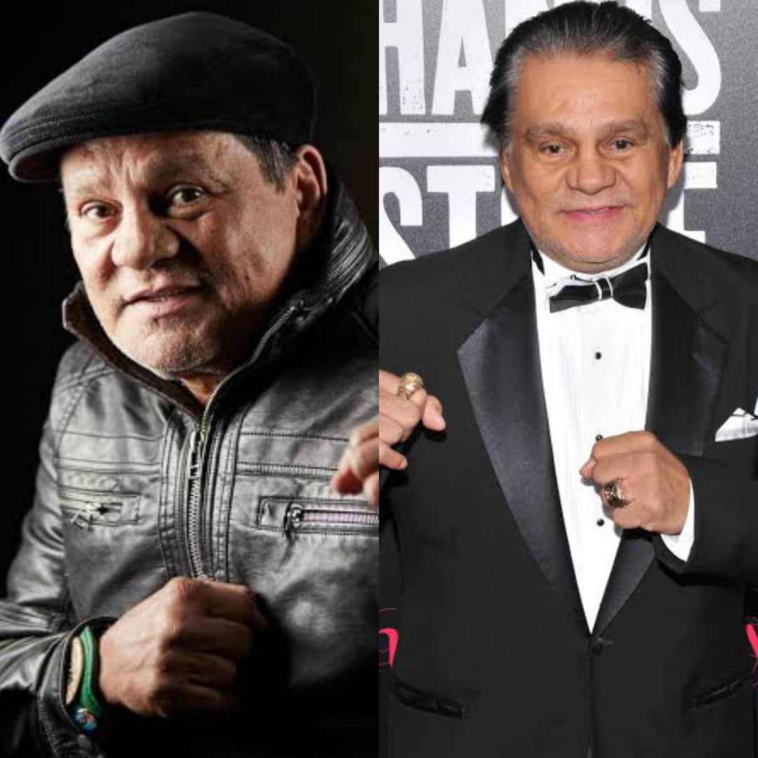 Retired Boxer, Roberto Duran Hospitalized After Contracting COVID-19