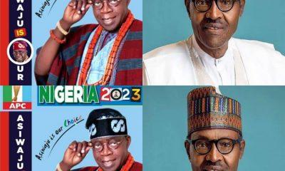 2023PRESIDENTIAL AMBITION: #Tinubu Breaks His Silence, Concedes To #Buhari - #APCCrisis
