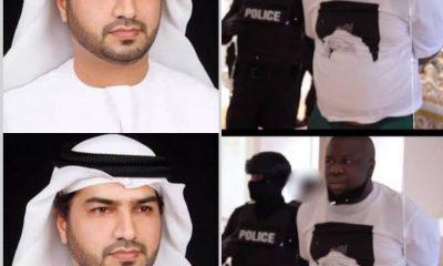 "#HushpuppiArrest: #Woodberry, #Hushpuppi Planning $435Million Cyber Fraud Before Arrest"", Says Dubai Criminal Investigation Department"