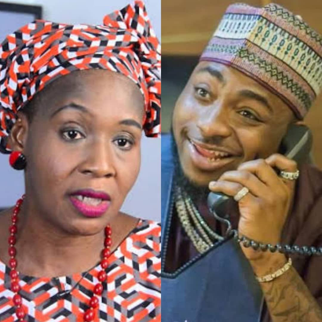 """Sign Me To Your Record Label"" - Kemi Olunloyo Begs #Davido"