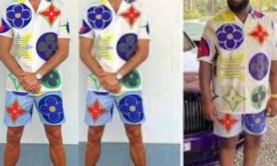 #CR7vs#Hushpuppi: How #CR7 's Teammates Reacted After He Dressed Like #Hushpuppi