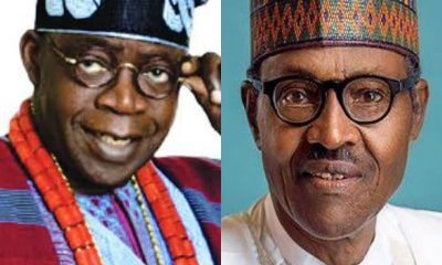 #Buhari Is More Than A Beneficiary Of APC – Tinubu Voices Out