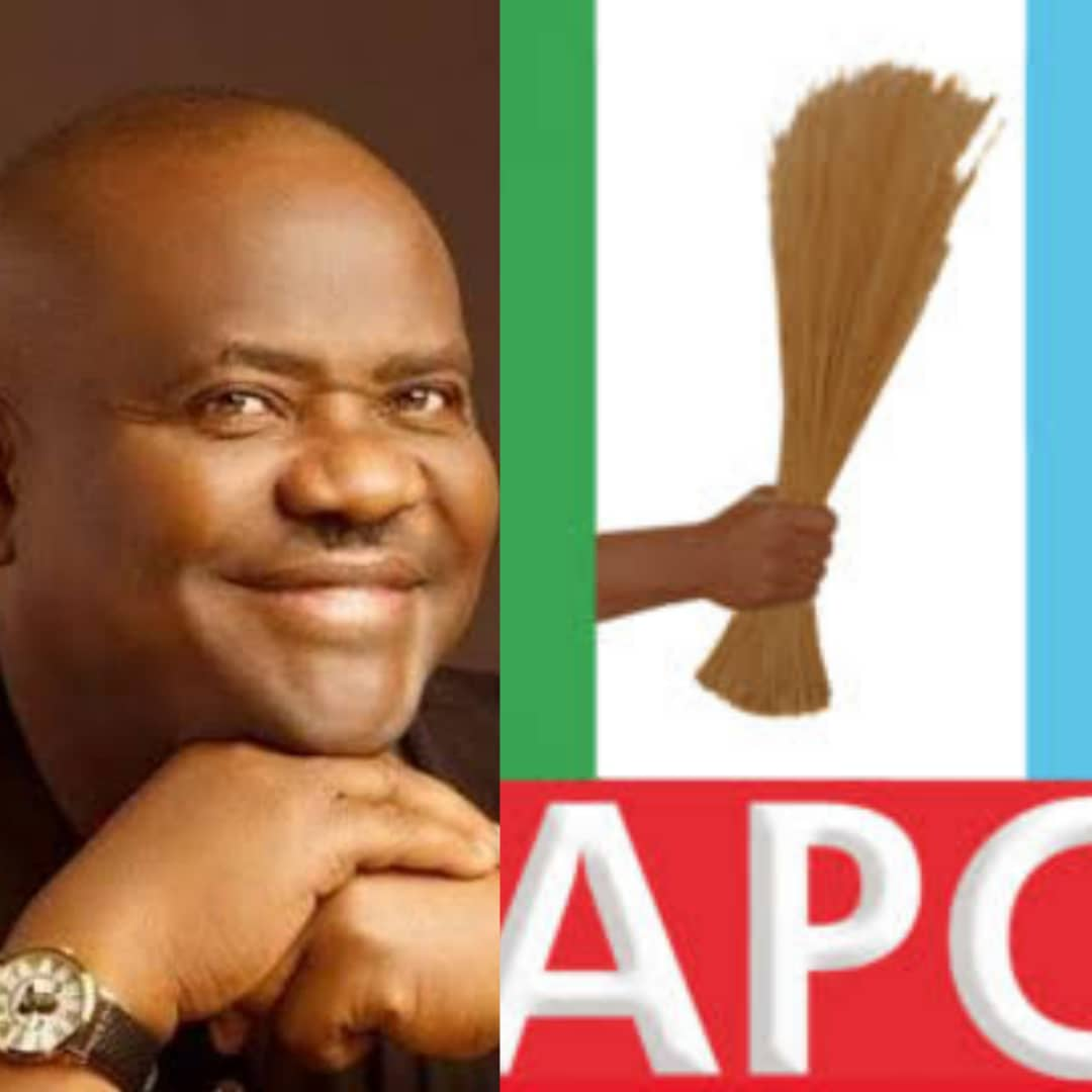 """""""It Is My Prayer #APC Continue To Be In Crisis"""" - Governor Nyesom Wike"""