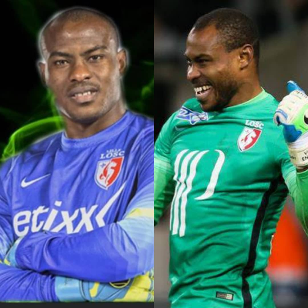 Former Super Eagles Keeper, Vincent Enyeama Named Goalkeeper Coach Of French Club