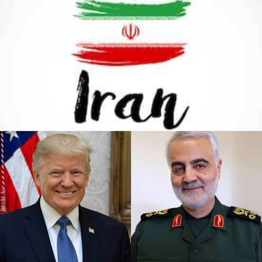 BREAKING: Iran Issues Warrant Of Arrest Against President Trump, Over Death Qasem Soleimani - #SoleimaniKilling