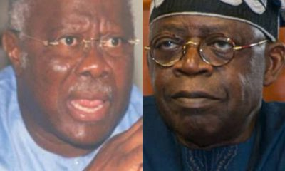 """You Will Vomit Everything You've Stolen"" - Bode George Tells #Tinubu"