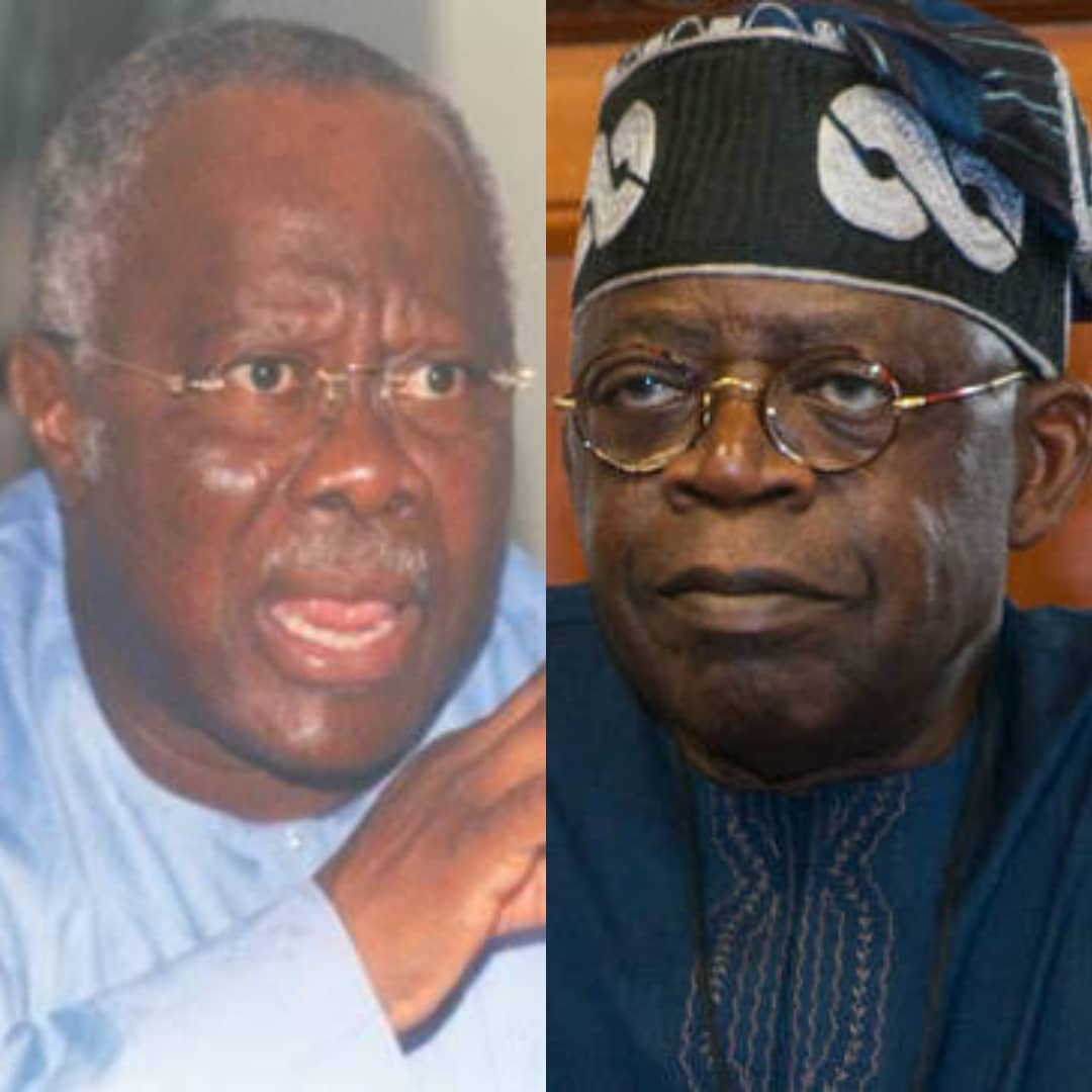 """""""You Will Vomit Everything You've Stolen"""" - Bode George Tells #Tinubu"""