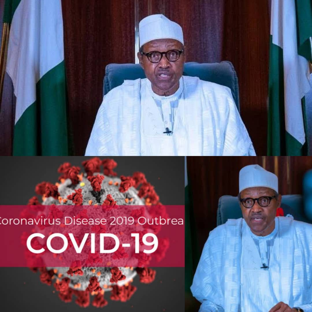BREAKING: Buhari Announces Extension Of COVID-19 Lockdown Phase 2 By 4 Weeks, Lifts Ban On Interstate Travel, Re-Opening Of Schools