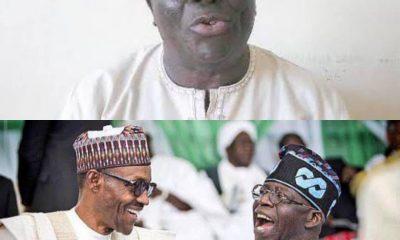 "2023 PRESIDENTIAL AMBITION: ""I knew #Buhari Was Deceiving #Tinubu"", Says Chief Adebanjo"