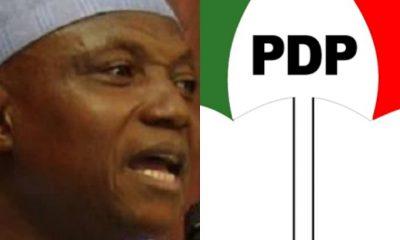 """GARBA SHEHU To PDP: """"No One Can Dictate To #Buhari Where To Hold Meetings"""
