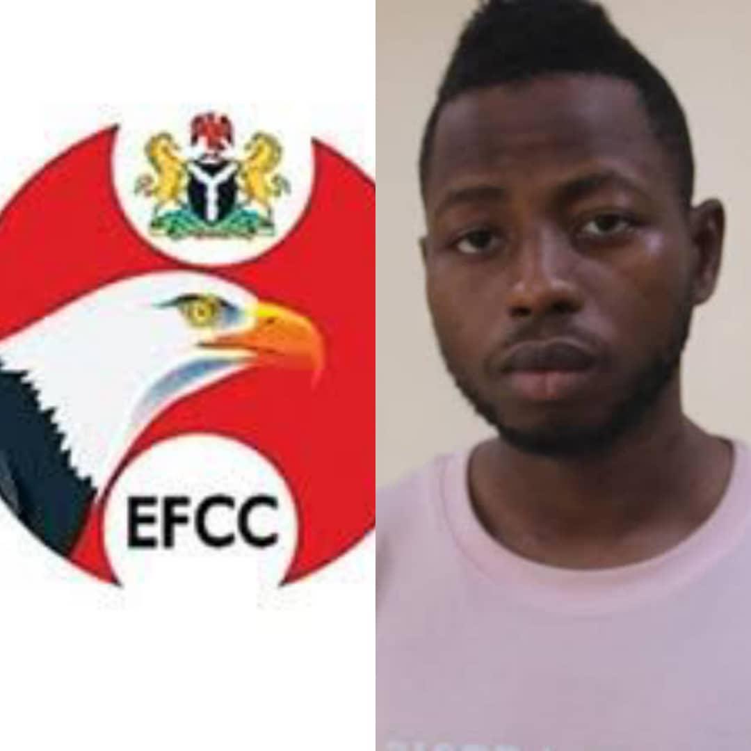 "Alleged Internet Fraudster, CashNation Boss, ""#Kashy"", Arrested By EFCC"