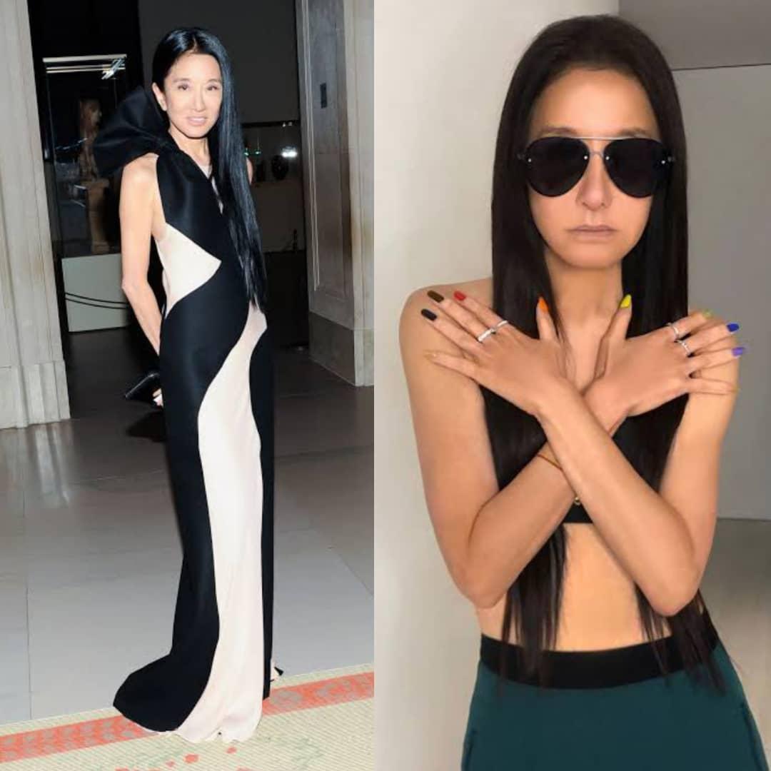 Famous Fashion Model, Vera Wang Celebrates 71st Birthday