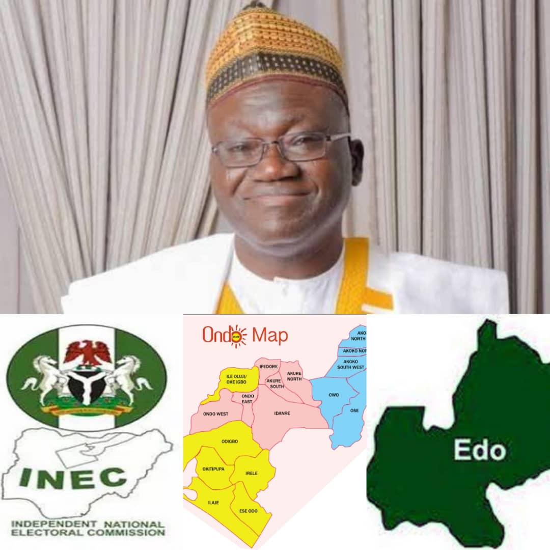 INEC Advice To Postpone Edo And Ondo Gubernatorial Elections