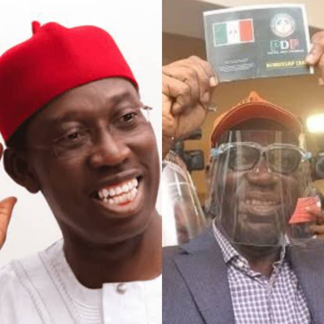 """Godwin #Obaseki Will Be Re-Elected As #Edo Governor"" – Gov. Okowa"