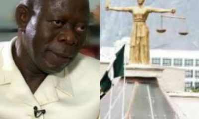 BREAKING: Again, Adams #Oshiomhole 's Loses At Appeal Court - #APCCrisis