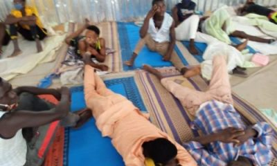 After 3-Months, Police Rescued Over 600 Workers Locked In Kano Rice Factory [PHOTOS]