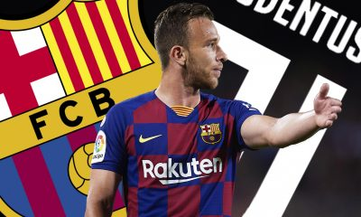 DONE DEAL!!! #Barcelona FC Confirm Sale Of #Arthur To #Juventus For €72m