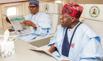"""REVEALED!!! """"Why Tinubu Is Not Permitted To Attend #APC NEC Meeting"""""""
