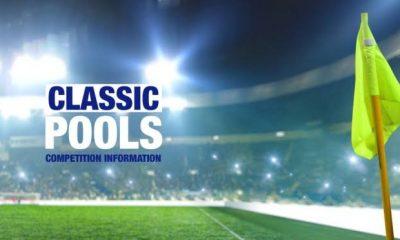 Week 50 Pool Result: See UK 2019/2020 Classified Football Pool Fixtures