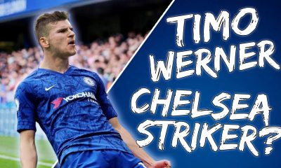 JUST IN: #TimoWerner Set To Sign For Chelsea After Rejecting Liverpool