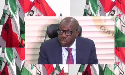 "GODWIN OBASEKI: ""I Regret Not Joining #PDP Long Before Now"