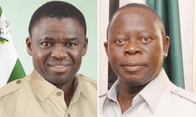 "EDO DEPUTY GOVERNOR: ""I Have Serious Problem With Adams Oshiomhole"""