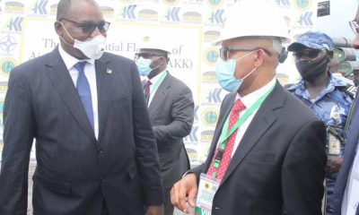 Fidelity Bank Plc Lauds NNPC, Oilserv, Pledges Support For The $2.8BN AKK Gas Project