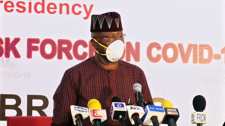WARNING!!! FG Hints On Another COVID19 Lockdown, See Reasons