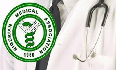 35 Medical Doctors Test Positive For COVID-19 In Kwara State, Says NMA