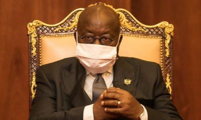 BREAKING: Ghana President, Nana Akufo-Addo Goes Into Isolation As Close Contact Tests Positive For COVID-19