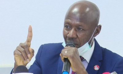 'I'M Innocent, Suspended EFCC Boss, Ibrahim Magu Reveals Persons After His Life