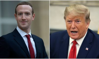 """""""We Dont Have Any Kind Of Deal Donald Trump"""" - Facebook CEO, Mark Zuckerberg"""