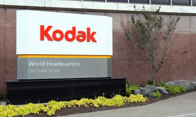 $765 MILLION: Kodak Stock Soars As Kodak Gets Into Drugs