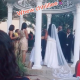 Watch As Woman Crashes Wedding Claiming To Be Pregnant With Groom's Child