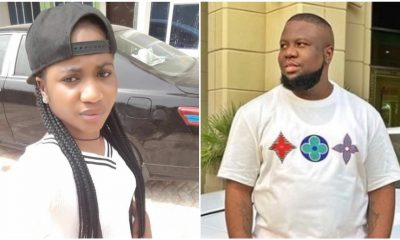 """#HushpuppiArrest: """"I Pray To Have A Son Like You"""" – Lady Shower Accolades On #Hushpuppi"""