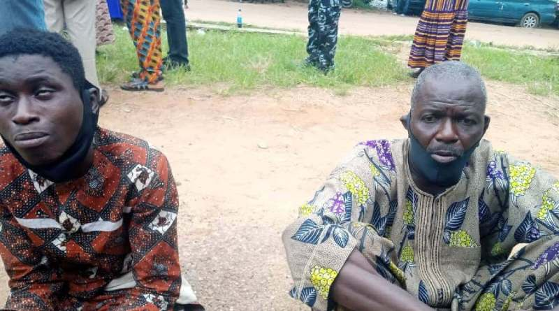 """I Killed 6 People For N500 Each"" - Ibadan Serial Killer Confesses"