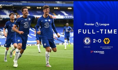 BREAKING!!! Chelsea, Man United Qualifies For UEFA Champions League