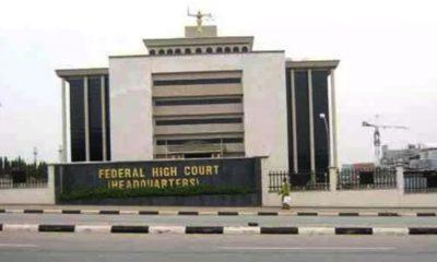 BREAKING: Federal High Court Staff For COVID-19 Test [SEE DATE]