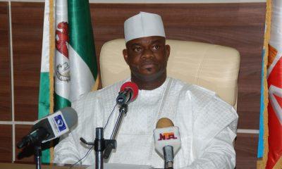 #Ondo2020: What Governor Yahaya Bello Said On Postponing APC Primaries