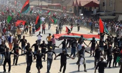 FRESH: Police, IPOB, MASSOB In Bloody Clash In Imo State