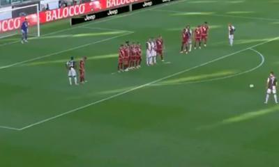#JUVTOR: CR7 Reacts To His Free-Kick Goal Against Torino, Warns AC Milan
