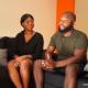 LOVE BIRDS!!! UK-Born Lady Follows Her Deported Boyfriend To Africa [VIDEO]